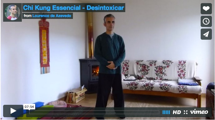 Chi Kung Essencial – Desintoxicar