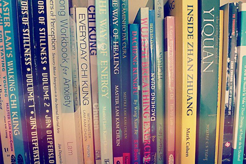 20 Livros essenciais sobre Chi Kung