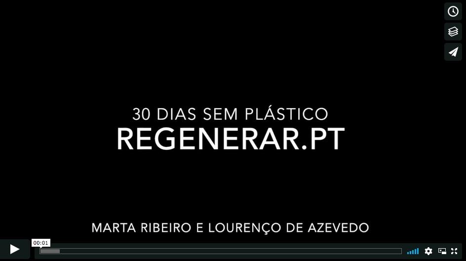 Desafio – Viver sem plásticos – Dia 1