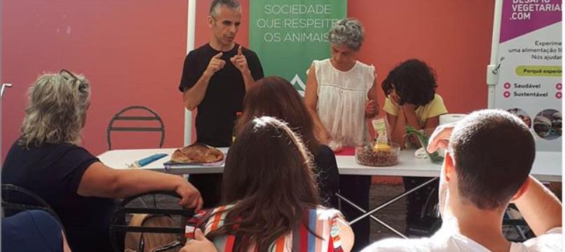 Palestra Audio – Alimentação e Sustentabilidade Humana